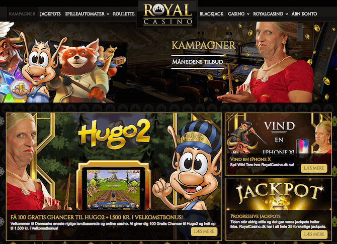 Royal Casino kampagner